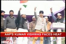 Kumar Vishwas under fire after AAP worker alleges rumours being spread over their affair