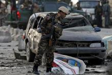 Suicide bomber kills at least 6 in eastern Afghanistan