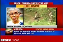Situation in Tripura has improved, no need for AFSPA, says Chief Minister Manik Sarkar