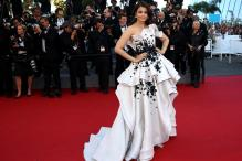 Voila! Aishwarya Rai Bachchan makes an arresting sight in Ralph & Russo Couture on Cannes red carpet