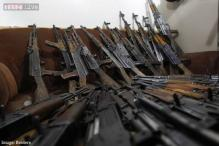 Terrorist hideout busted in Jammu, cache of arms and ammunition recovered