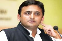 BJP seeks apology from UP CM Akhilesh Yadav over saffron flags in mock drill