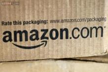 Amazon reports surprise Q2 profit;  stocks up by 17%