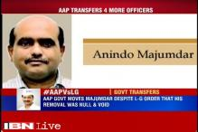 AAP government transfers Anindo Majumdar as CMD of Delhi Finance Corporation