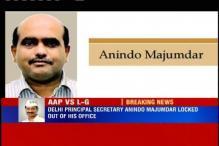 Delhi government locks Anindo Majumdar's office for clearing Shakuntala Gamlin's appointment as acting Chief Secretary