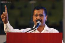 Arvind Kejriwal complains to Rajnath Singh about lack of communication