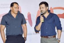 StarGaze: Mohammad Azharuddin, Emraan Hashmi unveil the first look of 'Azhar'