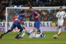 La Liga: Fernando Torres gives Atletico Madrid 2-2 draw at Levante in Spain