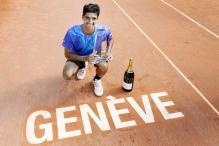 Thomaz Bellucci of Brazil wins Geneva Open title