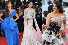 10 most stunning gowns that we saw at this year's Cannes Film Festival
