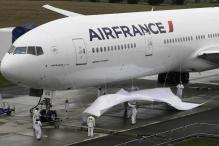 Air France plane with 37 on board narrowly misses mountain, probe ordered