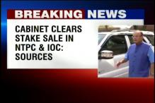 Cabinet approves 10% stake sale in IOC and 5% in NTPC