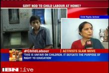 It's unfair that children must work after school hours, says Child Rights Activist Shantha Sinha