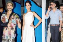 Shah Rukh Khan, Ranveer Singh, Fawad Khan attend Deepika Padukone's 'Piku' success party