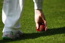 Given out handling a no-ball, a first in cricket