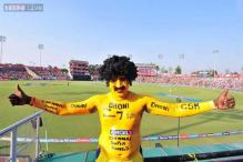 Meet Saravanan - the Chennai Super Kings fanatic