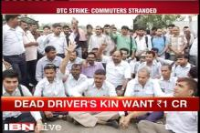 Bus driver's murder: DTC workers refuse to relent, say strike to continue till demands are met