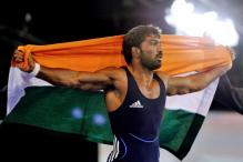 Wrestlers Yogeshwar, Narsingh win Gold at the International Wrestling tournament