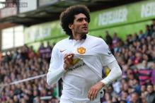 EPL: Fellaini heads winner as Manchester United beat Crystal Palace 2-1