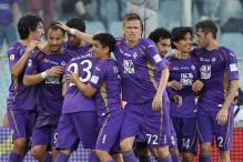 Fiorentina thump Parma 3-0 in Serie A