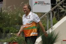 Force India aiming to sign reserve driver