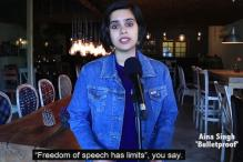 This girl's poem on 'Censorship vs Free Speech' is absolutely inspiring