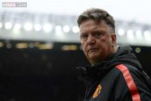 Louis van Gaal rues Manchester United's poor finishing skills