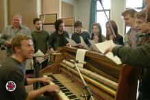 How the cast of 'Game of Thrones' came along together with 'Coldplay' to make a musical
