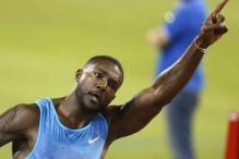 Justin Gatlin 's manager says sprinter is 'misunderstood'