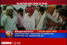 Gujjars revive agitation, block railway tracks demanding quota in jobs