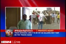 Fresh talks to be held between Rajasthan government, Gujjars; train services to remain badly hit
