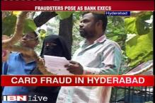 Hyderabad: Over 200 people duped in credit card fraud rackets