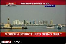 TRS government plans to pull down historical structures for swanky buildings