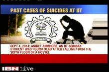 Upset over falling grades, IIT Bombay student commits suicide