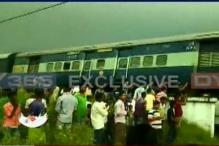 Assam: Guwahati-Sifung express derails in Kokrajhar, several injured