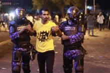 US Secretary of State John Kerry says Maldives democracy at risk after mass arrests