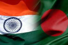 Indo-Bangladesh friendship bus arrives from Dhaka