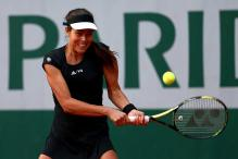 Ana Ivanovic survives late-night scare at French Open