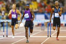 Bershawn Jackson sets 400m hurdles Diamond League meet record