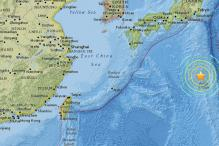 Powerful 7.8 magnitude earthquake strikes off Japan, no tsunami warning issued