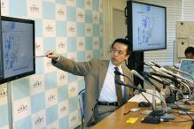 Strong earthquake shakes Northeast Japan, no tsunami fear