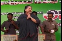 Tamil Nadu Assembly speaker praises Jayalalithaa, calls her 'Great Amma'
