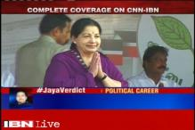 From an actress to a key politician - twists and turns of Jayalalithaa's career