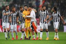 Juventus move a step closer to rejoining Europe's elite