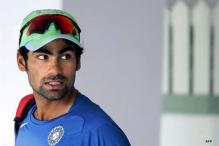 Cricketer Mohammad Kaif participates in Swachh Bharat campaign