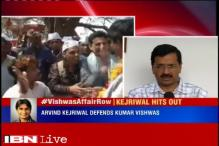 AAP will be silent on case of alleged affair between Kumar Vishwas, woman member: Kejriwal