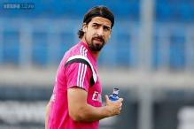 I was frozen out at Real Madrid, says Sami Khedira