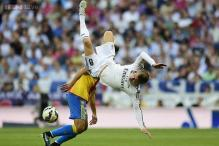 Real Madrid midfielder Toni Kroos hurt before Juventus match