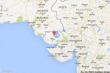 Gujarat: BSF finds abandoned Pakistani boat in Harami Nala area