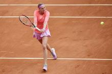 Petra Kvitova struggles to reach second round in Paris
